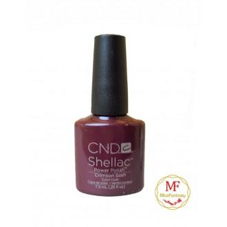 Лак CND Shellac (цвет Crimson Sash), 7.3ml
