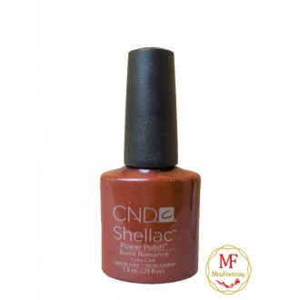 Лак CND Shellac (цвет Burnt Romance), 7.3ml