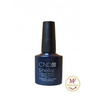 Лак CND Shellac (цвет Indigo Frock), 7.3ml