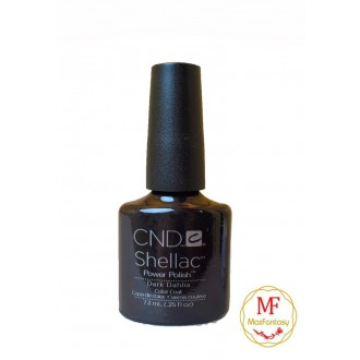 Лак CND Shellac (цвет Dark Dahila), 7.3ml