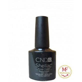 Лак CND Shellac (цвет Prettypoison), 7.3ml
