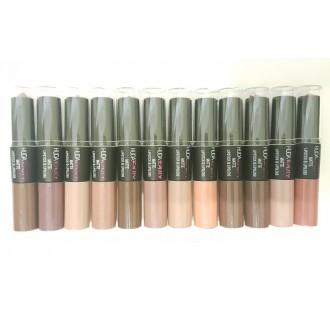 Huda Beauty Matte Lipstick & Lipgloss (цвета mix 12шт)
