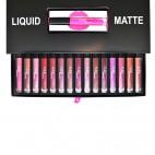 Huda Beauty Liquid Matte (цвета mix 16 шт)
