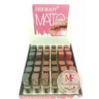 """Блеск для губ """"Ever Beauty Matte Lipstick"""" (цвета mix 36 шт)"""