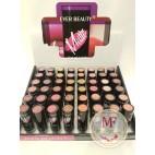 """Блеск для губ """"Ever Beauty 24 hours Velvet Matte Lipstick"""" (цвета mix 48 шт)"""