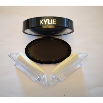 Тени Kylie Eyebrow Powder (тон Black 1шт)