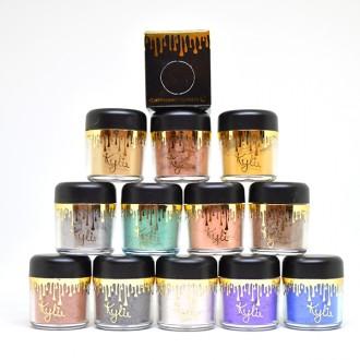 Kylie Pigment Colour Powder (тон mix 12шт)