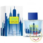 Antonio Banderas Urban Seduction Blue, 100ml. man
