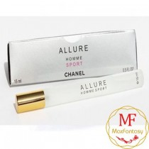Chanel Alure Homme Sport Men, 15мл
