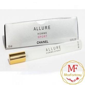 Chanel Alure Homme Sport Men, 15мл