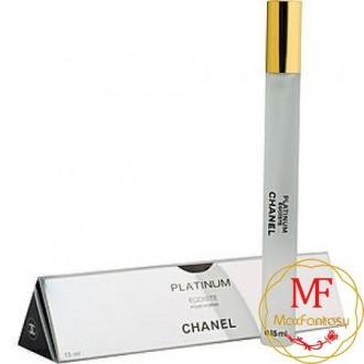 Chanel Platinum Egoiste Men, 15мл