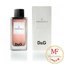 Dolce&Gabbana Limperatrice №3, 100ml