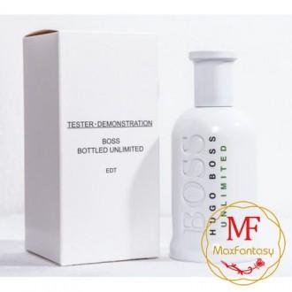 Тестер Boss Hugo Boss Bottled Unlimited Eau De Toilette, 100ml