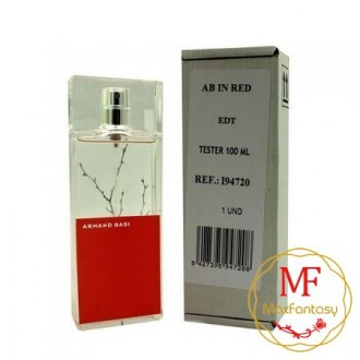 Тестер Armand Basi In Red Eau de parfum, 100ml