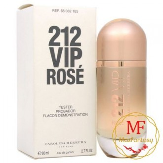 Тестер Carolina Herrera 212 Vip Rose 80ml
