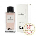 Тестер Dolce&Gabbana 3 L`Imperatrice