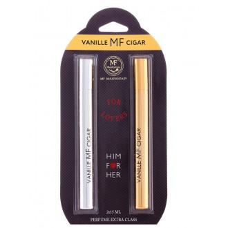 """Духи Экстра Класса """"For Lovers"""" VANILLE MF CIGAR 2x15 ml"""