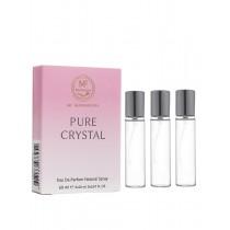 "Парфюмерная вода серия ""Favorite Perfume"" Pure Crystal 60 мл (3x20 мл)"
