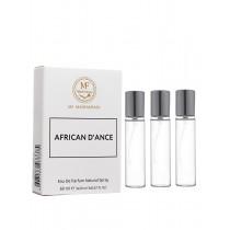 "Парфюмерная вода серия ""Favorite Perfume"" African D'Ance 60 мл (3x20 мл)"