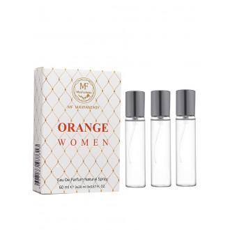 "Парфюмерная вода серия ""Favorite Perfume"" Orange Women 60 мл (3x20 мл)"