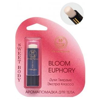 """Духи Твердые Экстра Класса """"Аромапомадка"""" Bloom Euphory 5.6 г"""