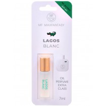 Духи Масляные Экстра Класса Lagos Blanc 7ml
