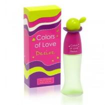 Туалетная вода Colors of love Desire 65ml