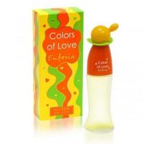 Туалетная вода Colors of love Euforia 65ml