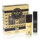 под.наб. Pafos Gold муж (туалетная вода 100 мл+ дезодорант 75 мл)