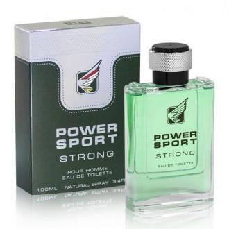 Туалетная вода Power Sport Strong  100 ml