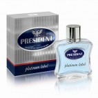 Туалетная вода President Platinum Label 100 ml