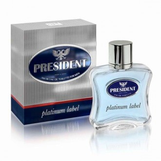 Туалетная вода President Platinum Label 100 ml