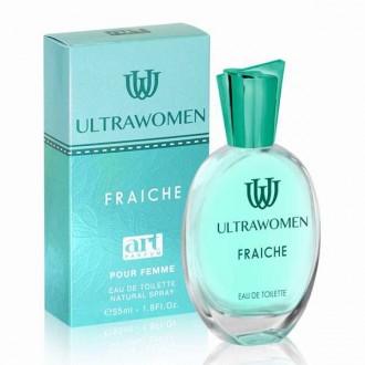Туалетная вода Ultra Women Fraiche 55 ml