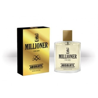 Туалетная вода  Absolute Millioner -100ml for men