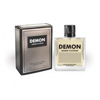 Туалетная вода Demon Legend Platinum (Демон Легенд Платинум)-100ml for men