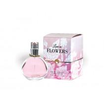 Туалетная вода Love In Flowers (Лав Ин Флаверс)-100ml for women
