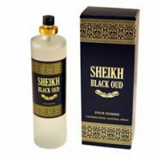 Sheikh BLACK OUD, 100ml