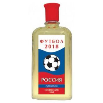 "Одеколон ""ФУТБОЛ. 2018. РОССИЯ"" 85 мл"