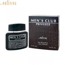MEN`S CLUB PRIVILEGE п/в 90 мл.