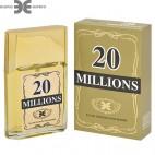 MILLIONS 20 туалетная вода 95 мл.