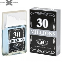 MILLIONS 30 туалетная вода 95 мл.