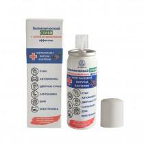 Гигиенический спрей с антибактериальным эффектом для рук и поверхностей 50 мл