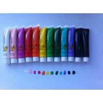 Акриловая краска для ногтевого дизайна Oumaxi