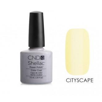 Лак CND Shellac (цвет Cityscape), 7.3ml (ПЕСОЧНЫЙ)