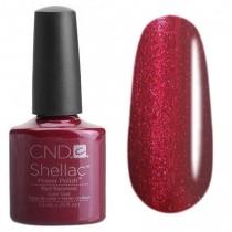 Лак CND Shellac (цвет Red Baroness), 7.3ml (Классическое бордо)