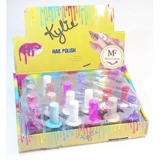 Лак Kylie Nail Polish (цвета mix 24шт)