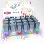 Лак Kylie New Nail Polish (цвета mix 24шт)