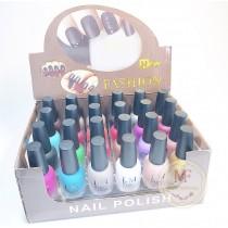 Лак Fashion Matte Nail Polish (цвета mix 24шт)