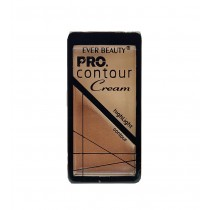 "Хайлайтер ""Ever Beauty Pro Contour Cream (ТОН 3)"""