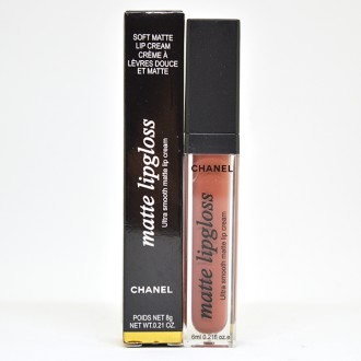 Chanel Soft Matte Lip Cream (цвета mix 12шт)